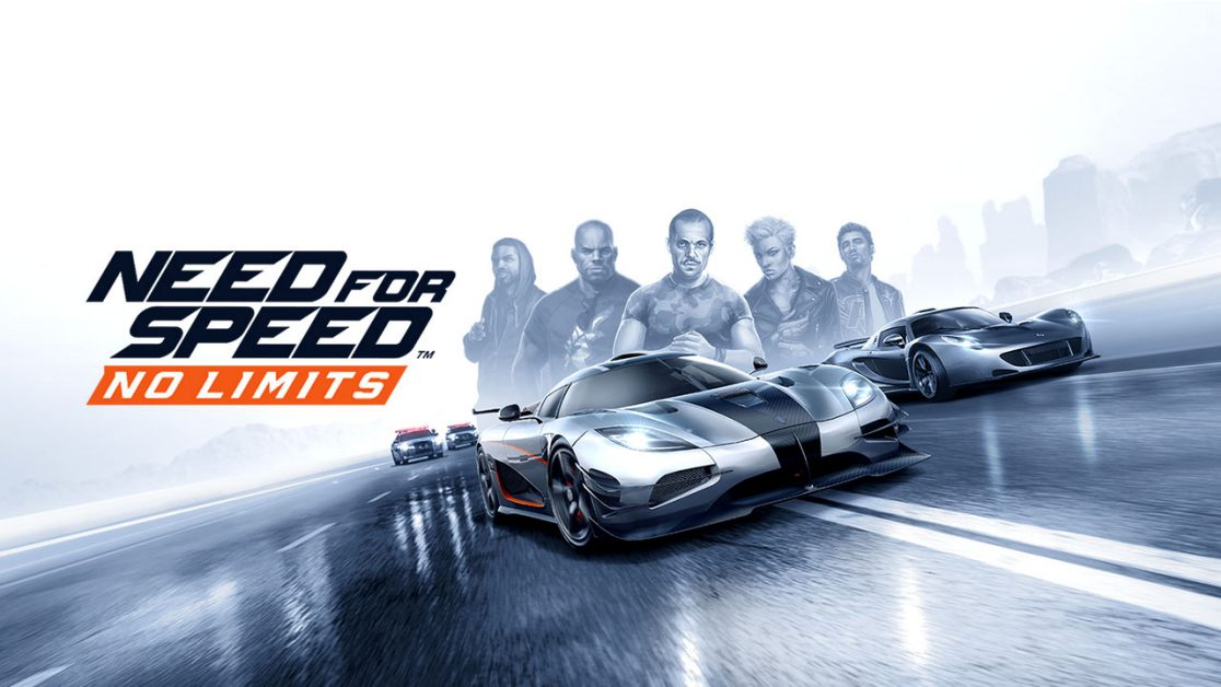 Need For Speed No Limits modded apk
