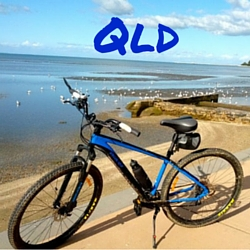 Cycling in Queensland