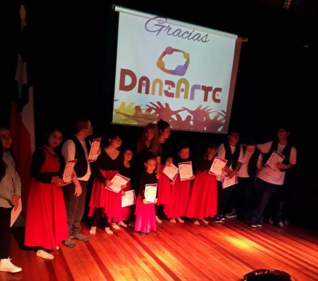 Gala Inclusiva de DanzArte Osorno 2019
