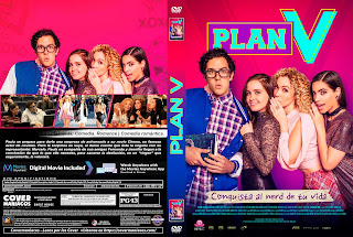 CARATULA PLAN V 2018 [ COVER DVD ]