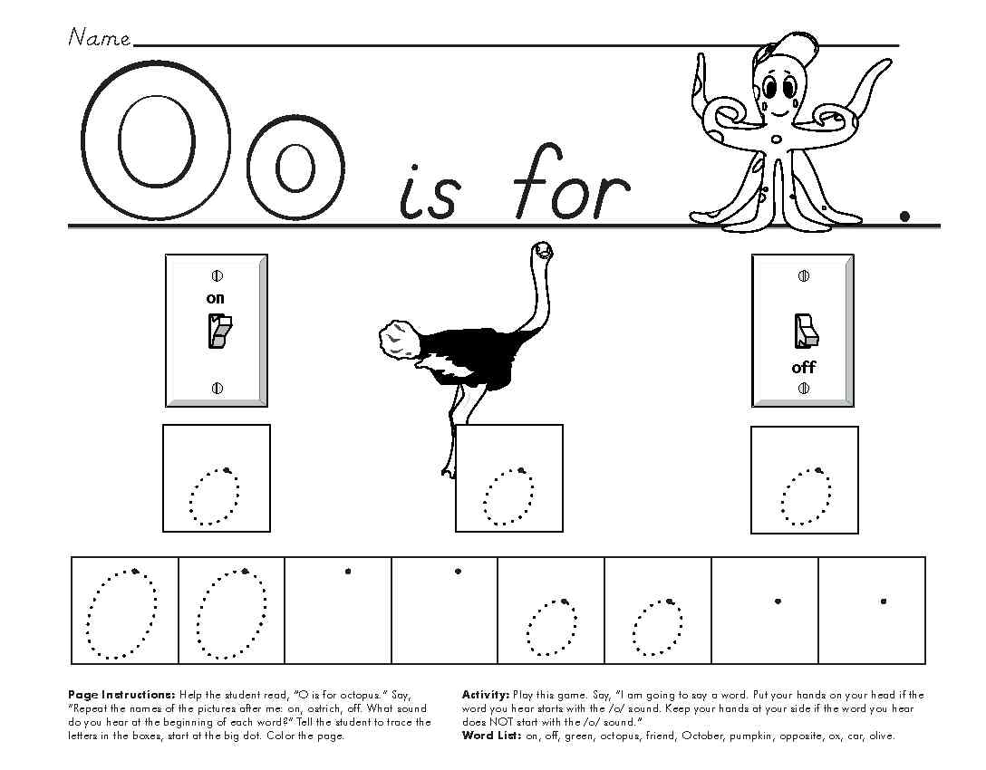 Fun Amp Learn Free Worksheets For Kid A Z