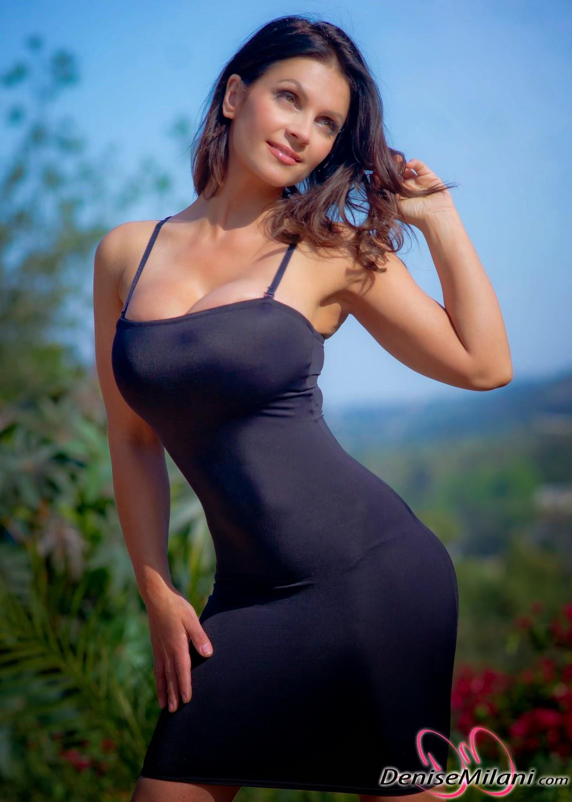 Denise milani black
