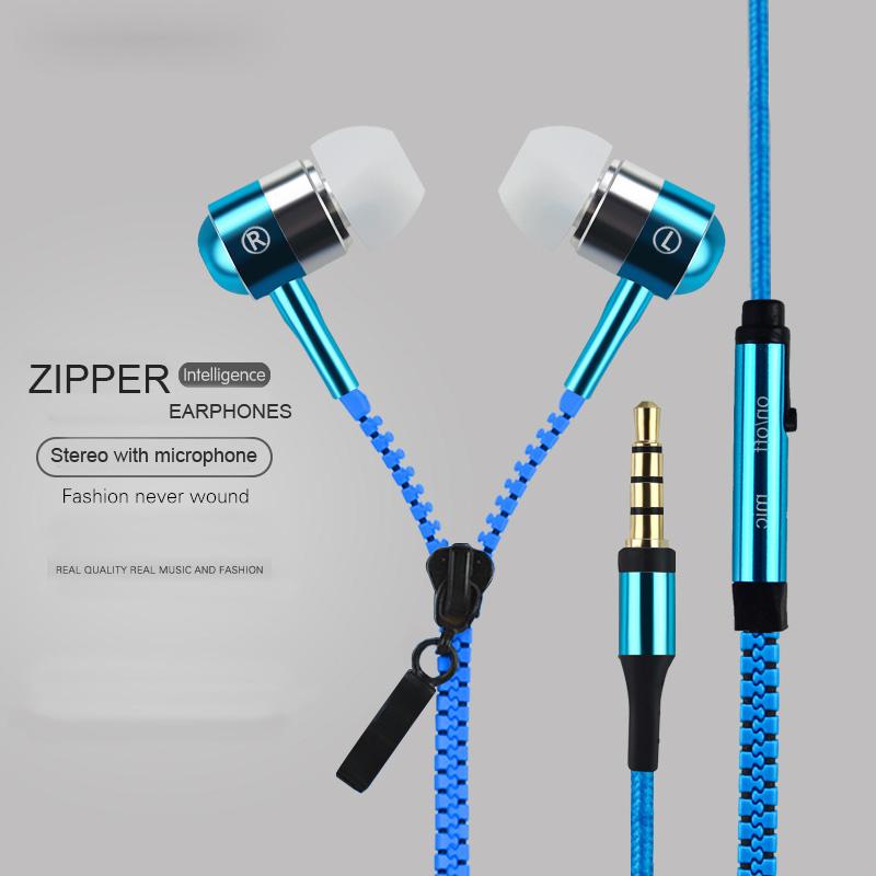 Handsfree ZIPPER Resleting