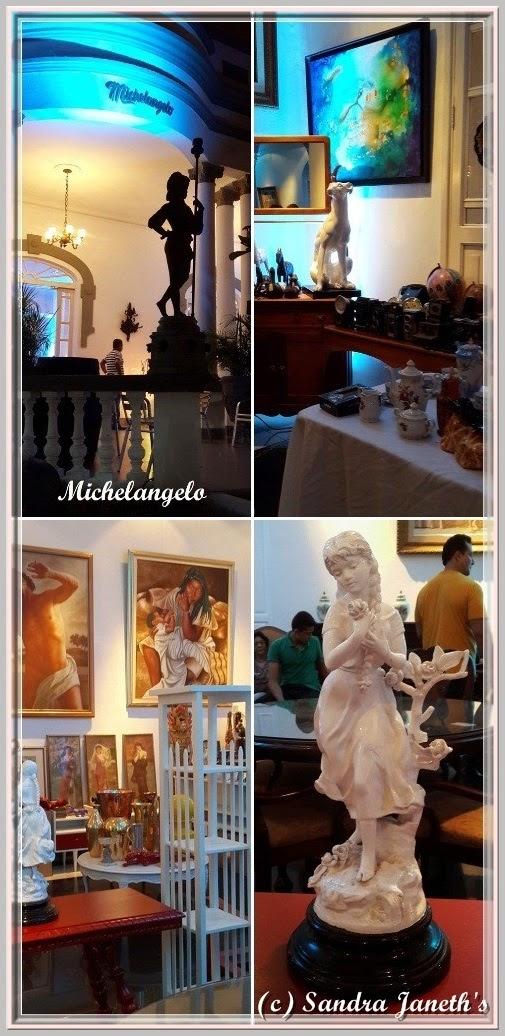 Michelangelo, Barranquilla