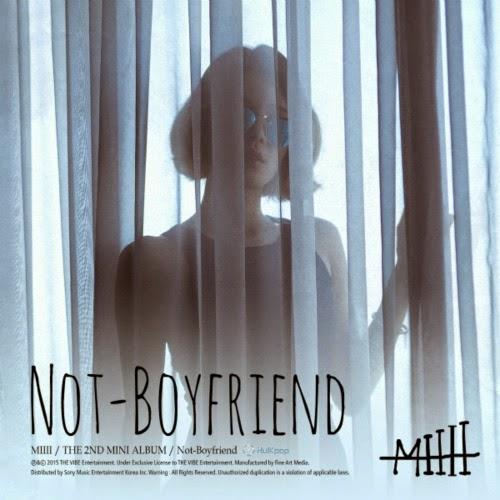 MIIII – Not-BOYFRIEND – EP