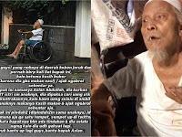 Dipaksa Mengemis Keluarga Sendiri dan Kerap Dipukul Istri, Kakek Ini Berdoa Nyawa Segera Dicabut