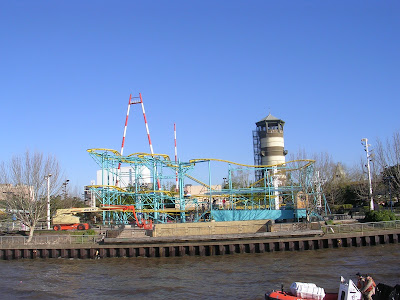conhecendo a América Latina; Tigre; Grande Buenos Aires; catamarã; Catamaranes Interilneña; Parque de la Costa em Tigre