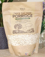 M&S Twice the fibre porridge