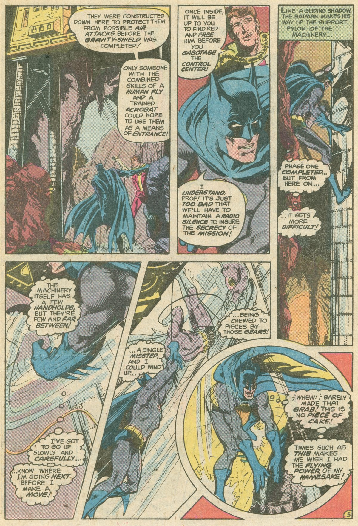 Read online World's Finest Comics comic -  Issue #267 - 7