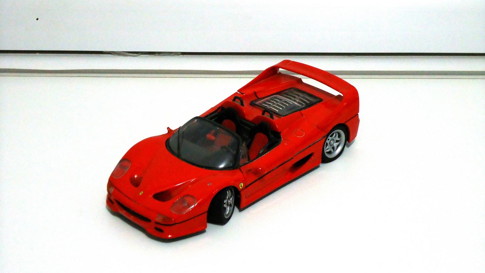 de300512f0 Série Ferrari Shell 1996 - F50 - Foto  Diego Kloss