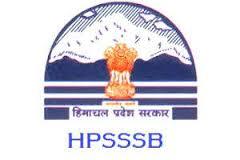 Himachal Pradesh (HPSSC) Jobs 2017