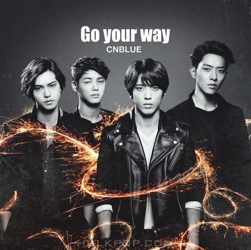 CNBLUE – Go Your Way (JAPANESE VER.) – EP (ITUNES PLUS AAC M4A)