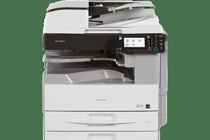 Ricoh 2501SP Printer Driver Download