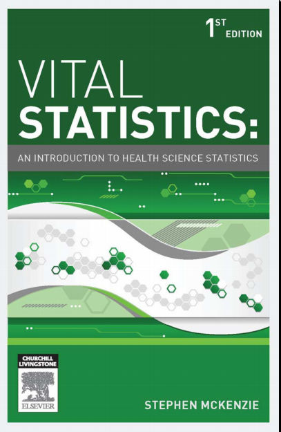 Vital statistics - An Introduction to Health Science Statistics [PDF]