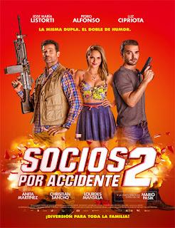 Socios por accidente 2 (2015) [Latino]