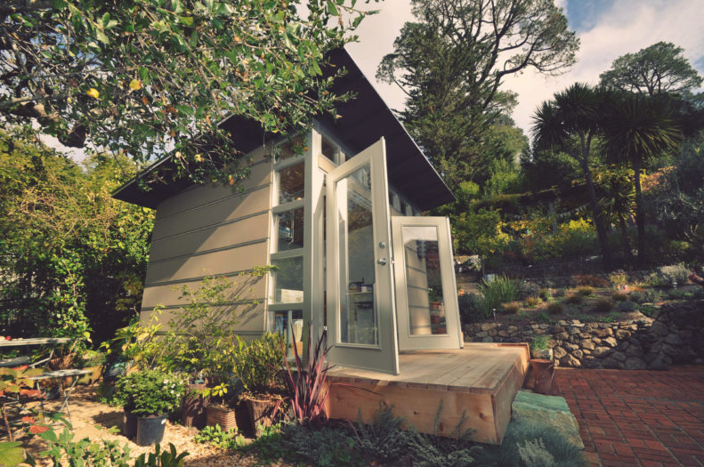 ... Backyard Studios Or Backyard Offices That Are Both Visually Striking,  Impressive And Will Look Just As Good Many Years Down The Road As It Did  The First ...