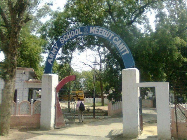 Army Public School Meerut Cantt Vacancy apsmeerut.com Recruitment