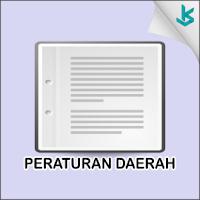 Peraturan Daerah Kabupaten Gunung Kidul Nomor 4 Tahun 2012