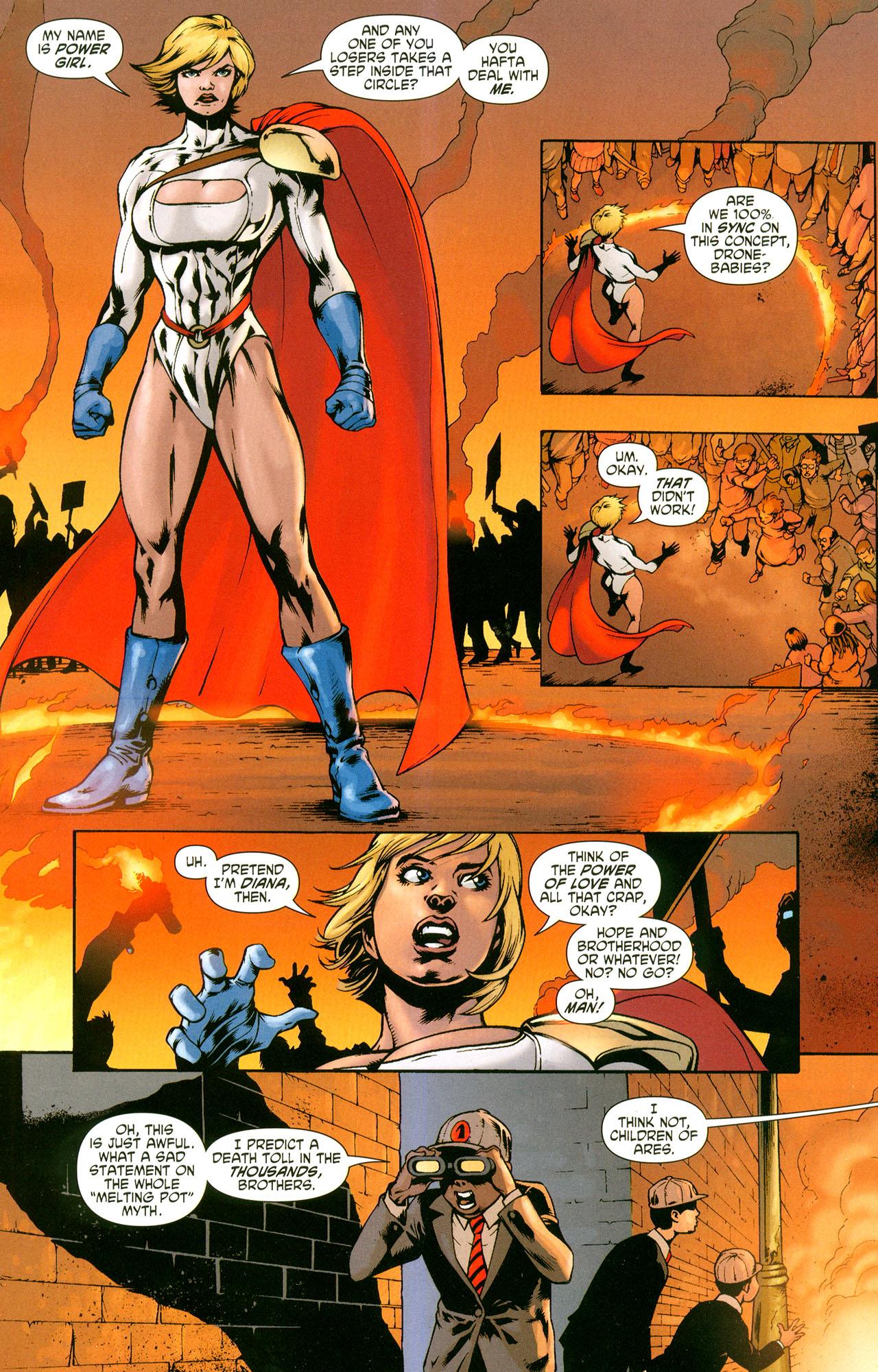 Read online Wonder Woman (2006) comic -  Issue #41 - 19