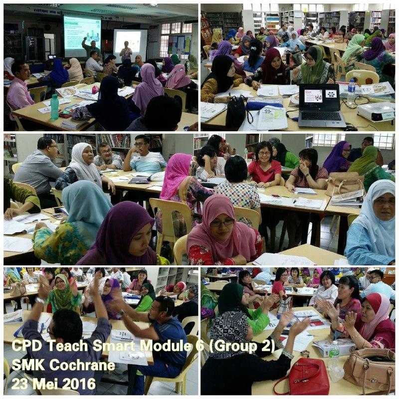 CPD Teach Smart Module 6-Kumpulan 2