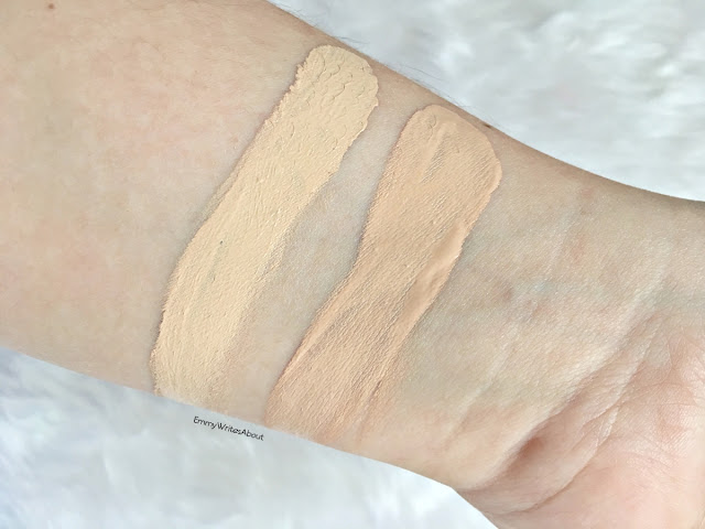 Lottie London Selfie Ready Foundation Light Beige Swatch