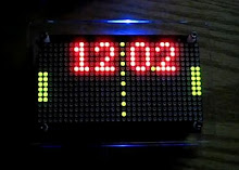 Wise Clock 3 - Pong