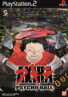 Akira Psycho Ball: PS2 Download games grátis