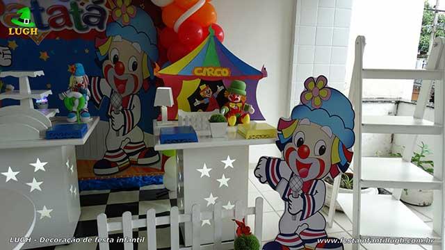 Tema Patatí Patatá - Mesa decorada de aniversário infantil