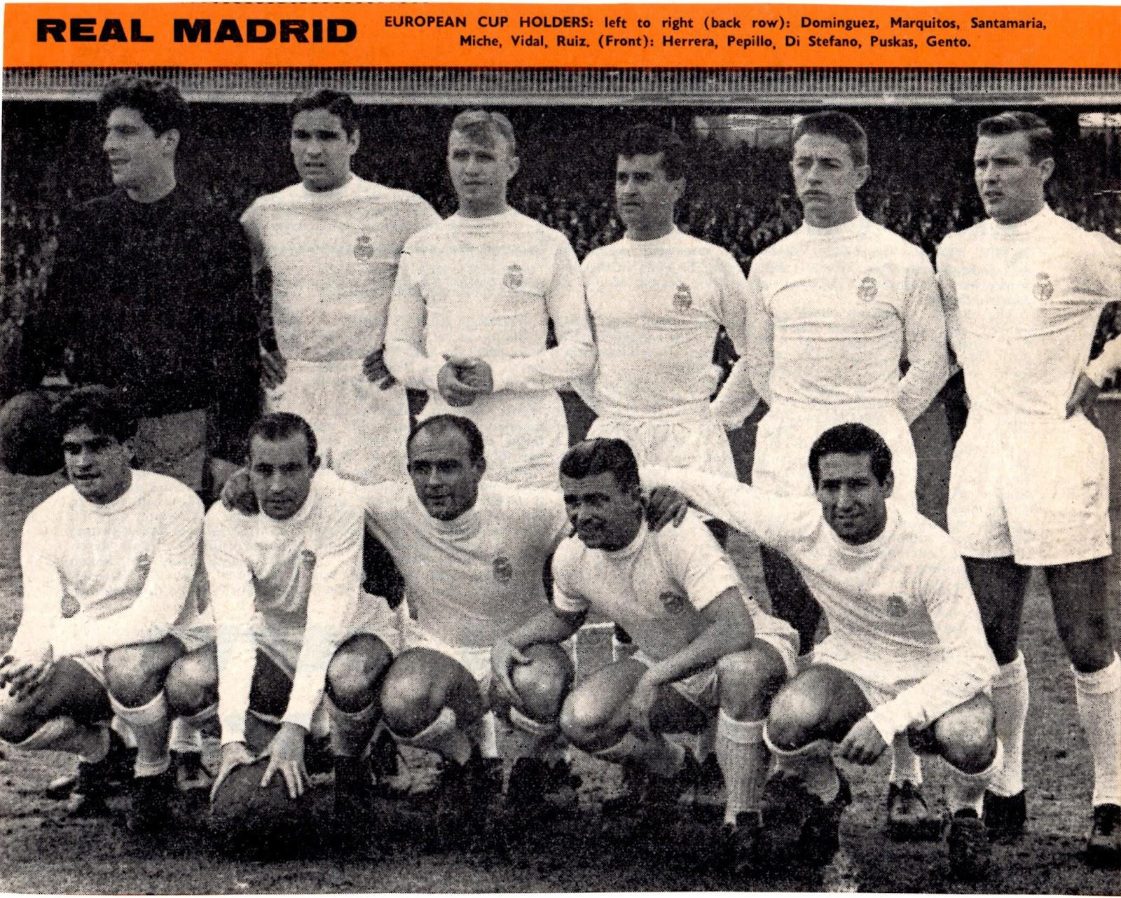 Grandad s football blog forgotten heroes 1946 1980 1959 60
