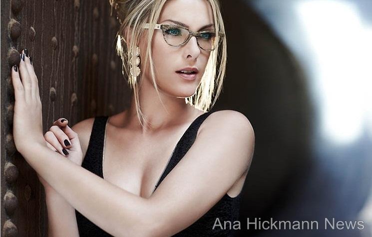 Nova coleção Ana Hickmann Eyewear 10 Anos. 4c346e5379