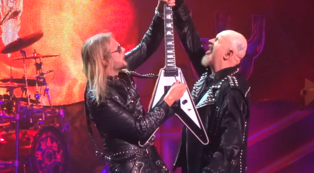 judas priest 2018