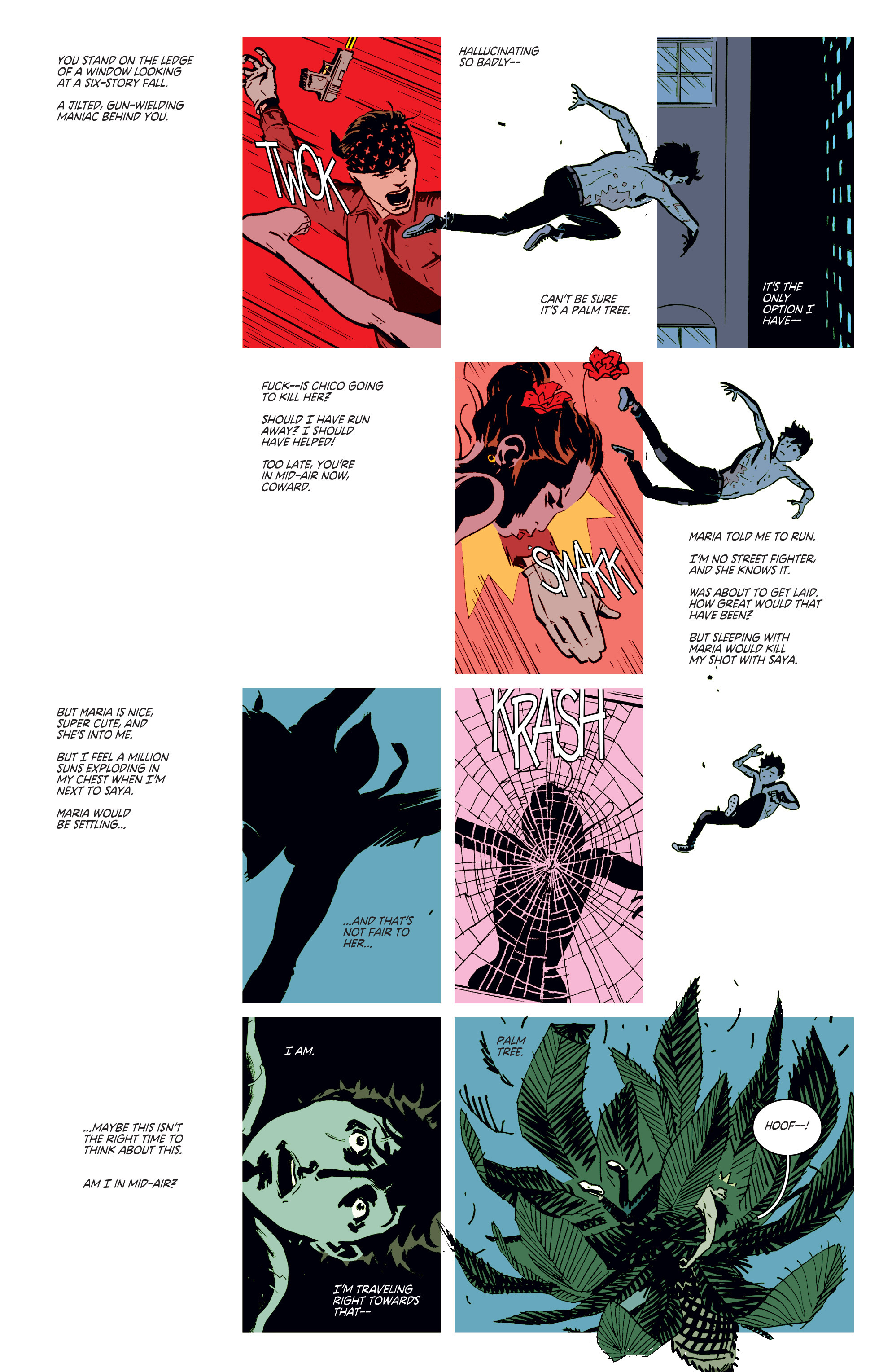 Read online Deadly Class comic -  Issue #5 - 17