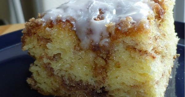 Honey Bun Cake Bundt Pan Recipe