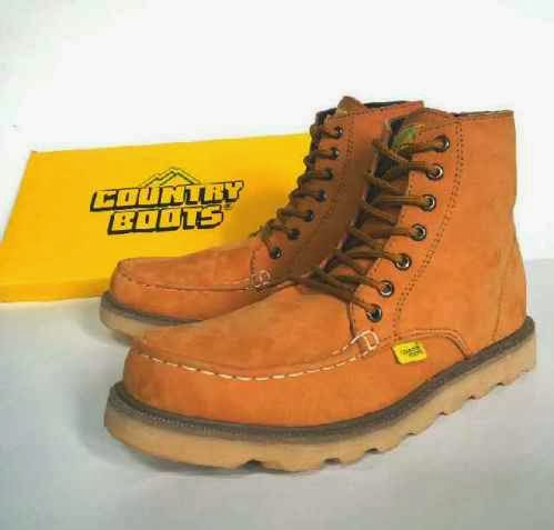 Sepatu Boot Pria Branded Country Boot