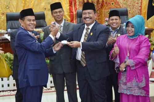 Jika Mardison Ditetapkan KPU, Palu DPRD Sementara Akan Diketok Syafinal Akbar