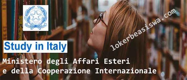 Beasiswa Pemerintah Italia