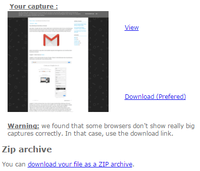 cara screenshot satu halaman penuh / full page tanpa software