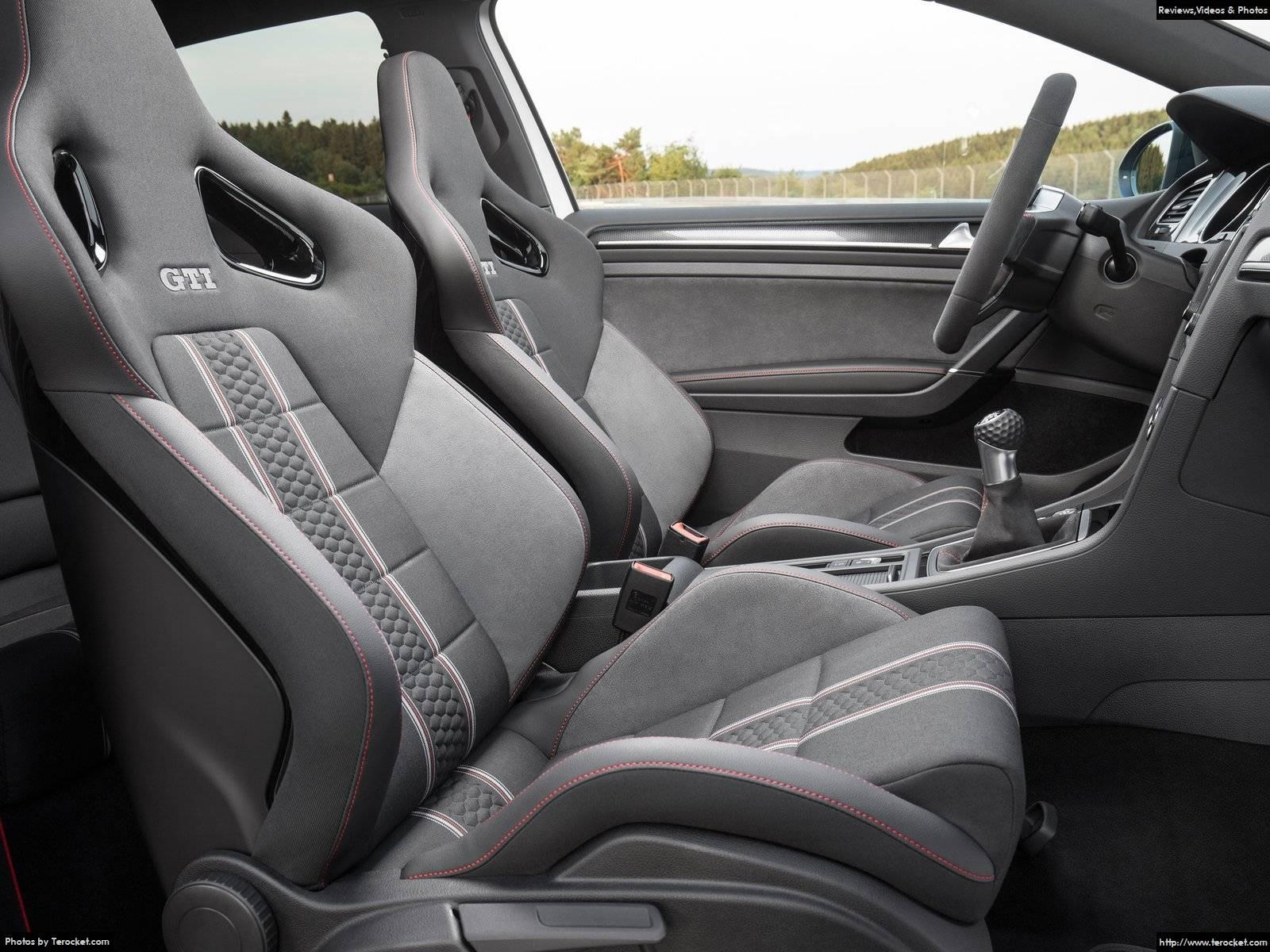 Hình ảnh xe ô tô Volkswagen Golf GTI Clubsport 2016 & nội ngoại thất