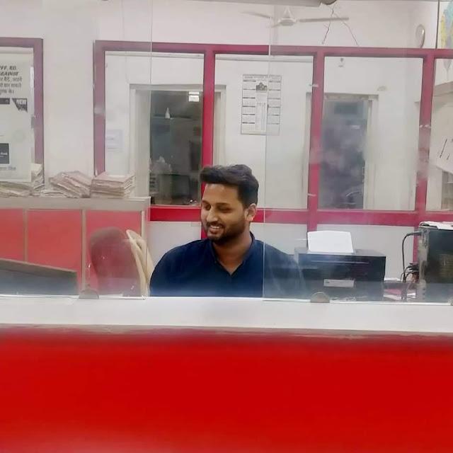 Tarun bhatt system manager kaithal mdg