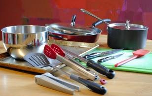 5 vật dụng nhà bếp nhìn đơn giản nhưng lại rất tiện ích.