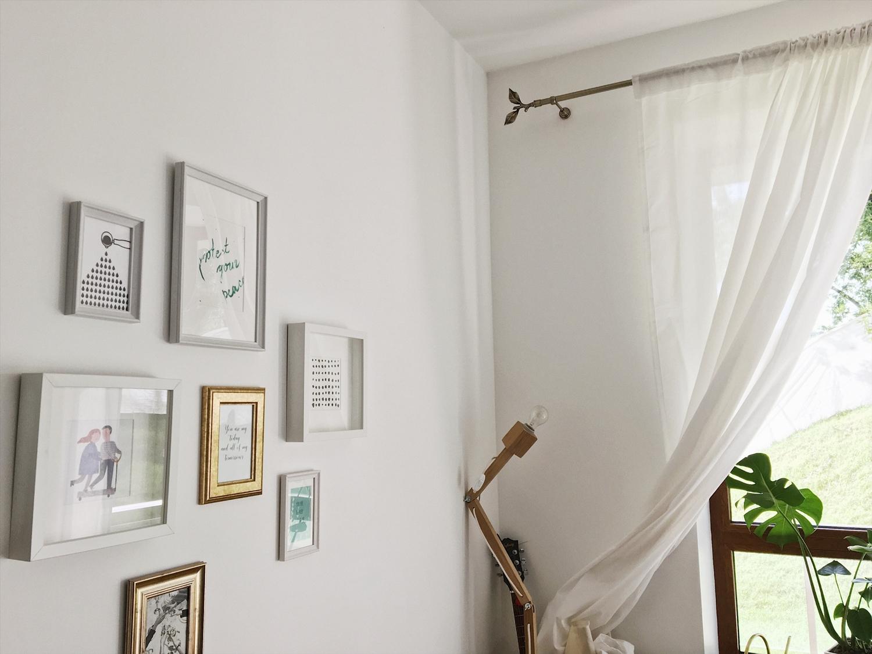 namų galerija