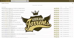 Kickass Torrents is back Online