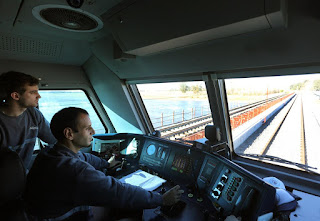 En la costa esperan que con el Tren haya más trabajo