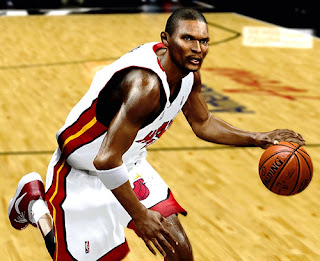 NBA 2K13 Chris Bosh Cyberface Patch
