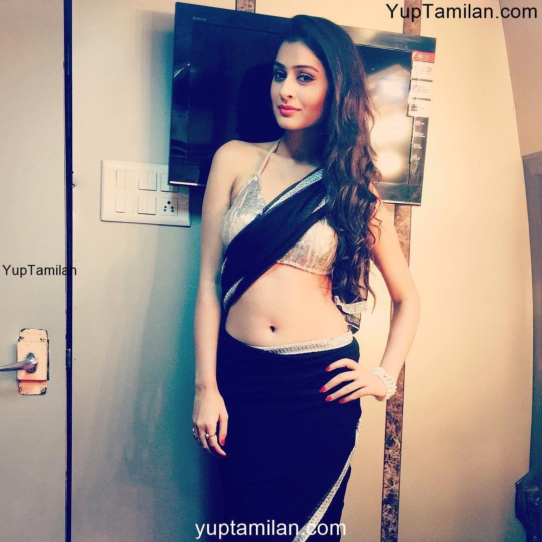 Payal Rajput Hot Saree Images | Navel & Cleavage Show