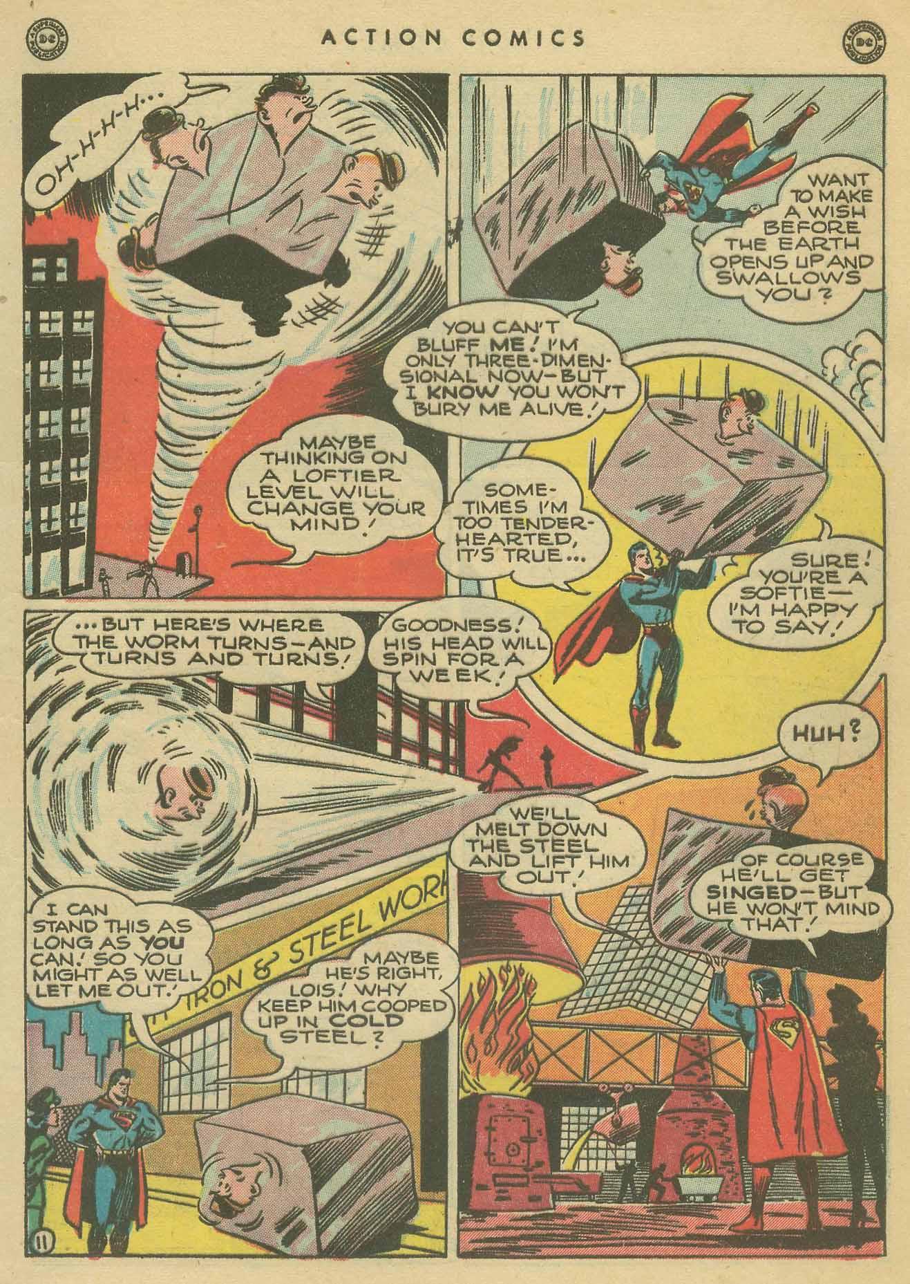 Action Comics (1938) 102 Page 11