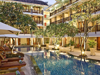 Spa Facilities At The The Rani Hotel And Spa Kuta