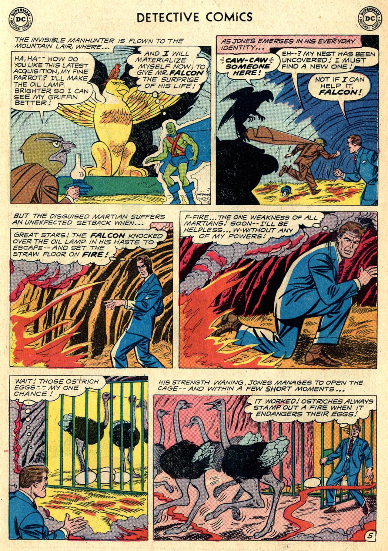 Read online Detective Comics (1937) comic -  Issue #265 - 31