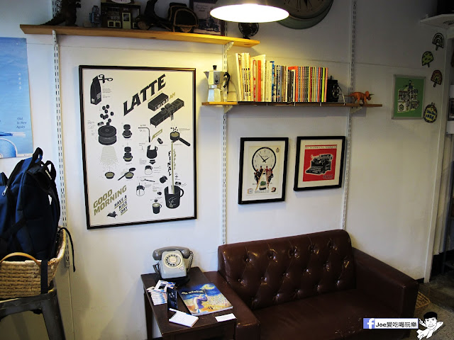 IMG 1060 - 【台中咖啡】隱藏在一般住家裡的老宅咖啡香 | 窩柢 咖啡公寓 | 手沖咖啡 | 手作甜點 | 教師新村 |