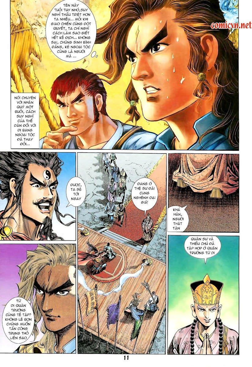 Đại Đường Uy Long chapter 90 trang 11